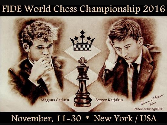 Carlsen Karjakin 2016