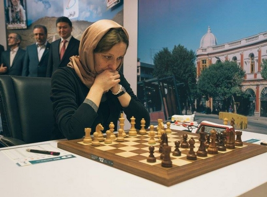 Monika Soćko hidżab