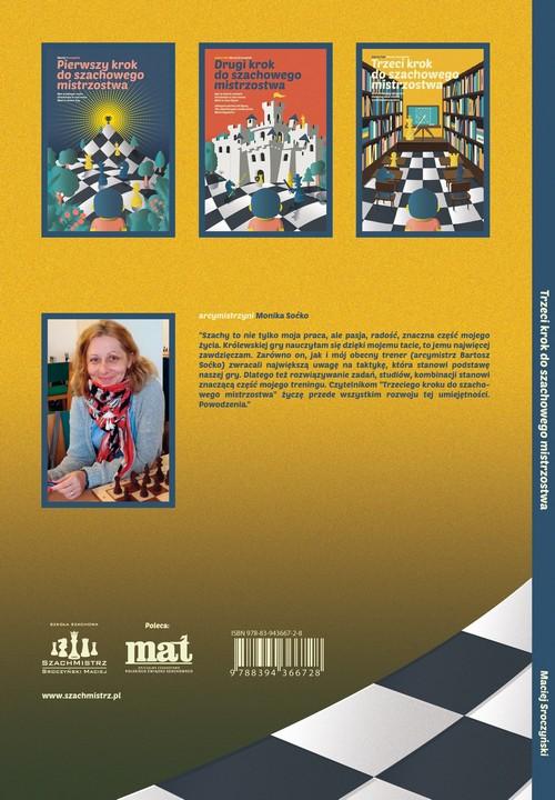 Trzeci krok do szachowego mistrzostwa - front2