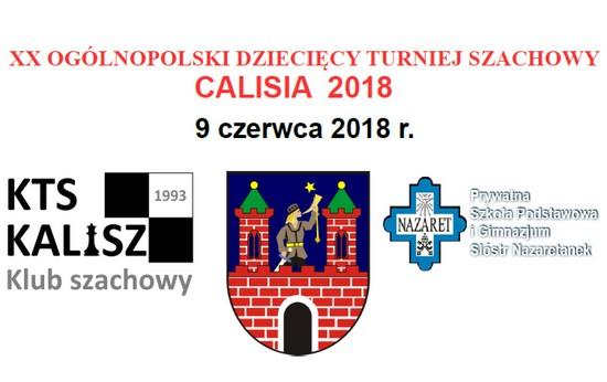 Kalisz @ XX Ogólnopolski Dziecięcy Turniej Szachowy Calisia 2018