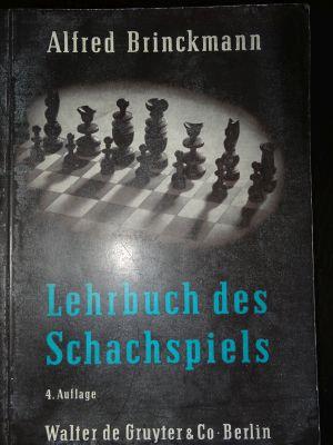 50# Lehrbuch des Schachspiels