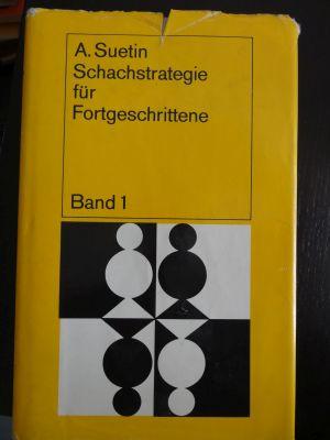 63# Schachstrategie fur Fortgeschrittene Band 1